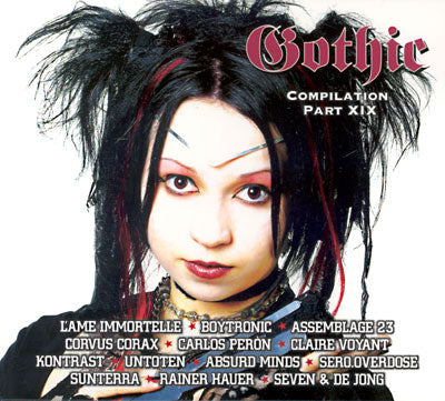 GOTHIC compilation 19 (CD)