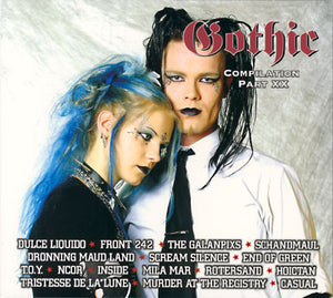 GOTHIC compilation 20 (CD)