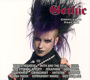 GOTHIC compilation 21 (CD)
