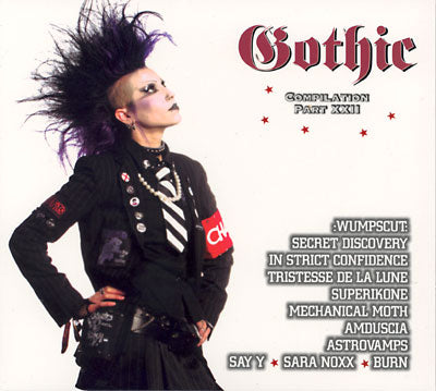 GOTHIC compilation 22 (CD)