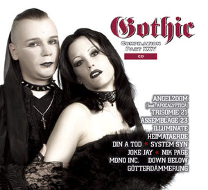 GOTHIC compilation 25 (CD)