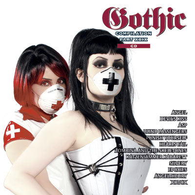GOTHIC compilation 29 (CD)
