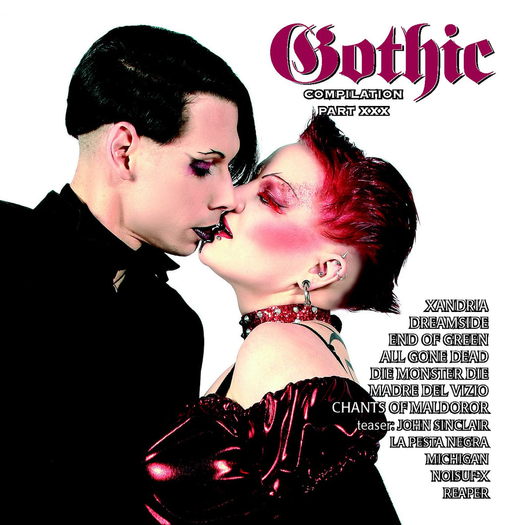 GOTHIC compilation 30 (CD)