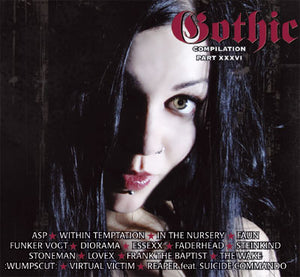 GOTHIC compilation 36 (2CD)