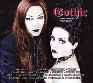 GOTHIC compilation 39 (2CD)