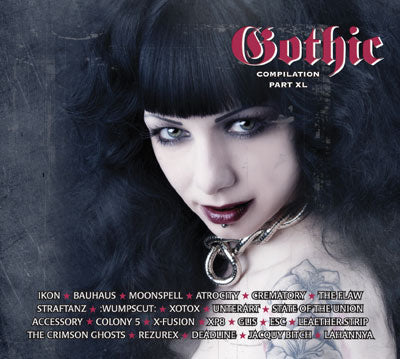 GOTHIC compilation 40 (2CD)