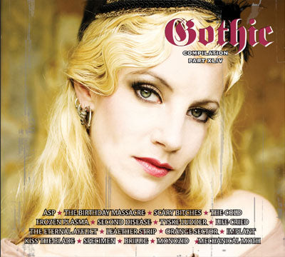 GOTHIC compilation 44 (2CD)