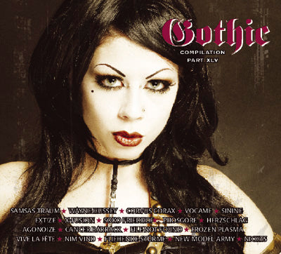 GOTHIC compilation 45 (2CD)