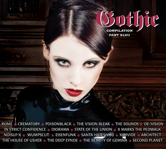 GOTHIC compilation 47 (2CD)