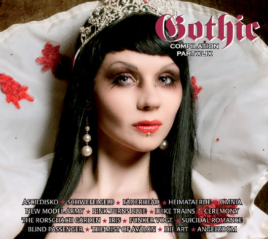 GOTHIC compilation 49 (2CD)