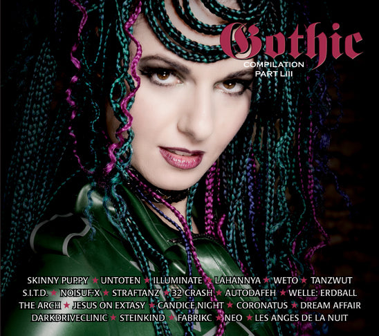GOTHIC compilation 53 (2CD)