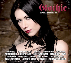 GOTHIC compilation 54 (2CD)