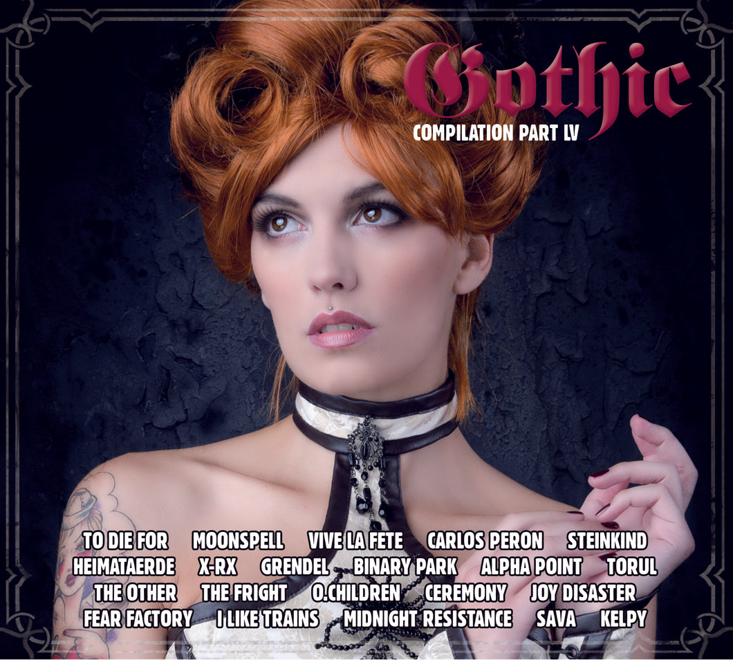 GOTHIC compilation 55 (2CD)
