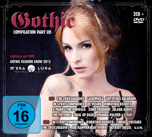 GOTHIC compilation 56 (2CD+DVD)