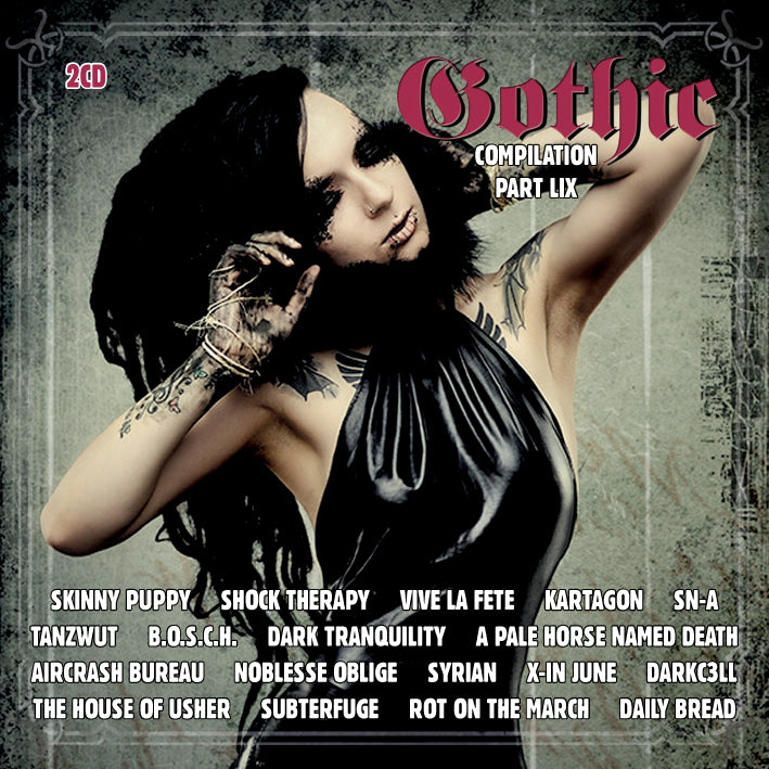 GOTHIC compilation 59 (2CD)