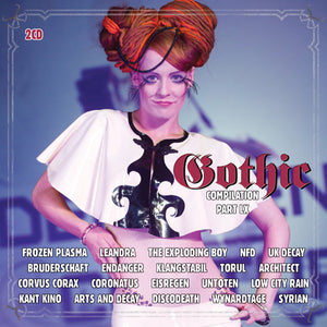 GOTHIC compilation 60 (2CD)