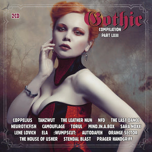 GOTHIC compilation 63 (2CD)