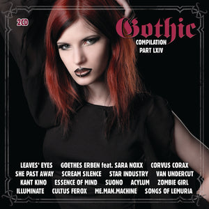 GOTHIC compilation 64 (2CD)