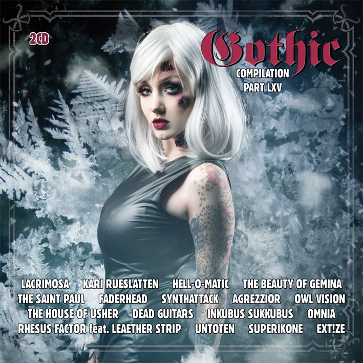 GOTHIC compilation 65 (2CD)