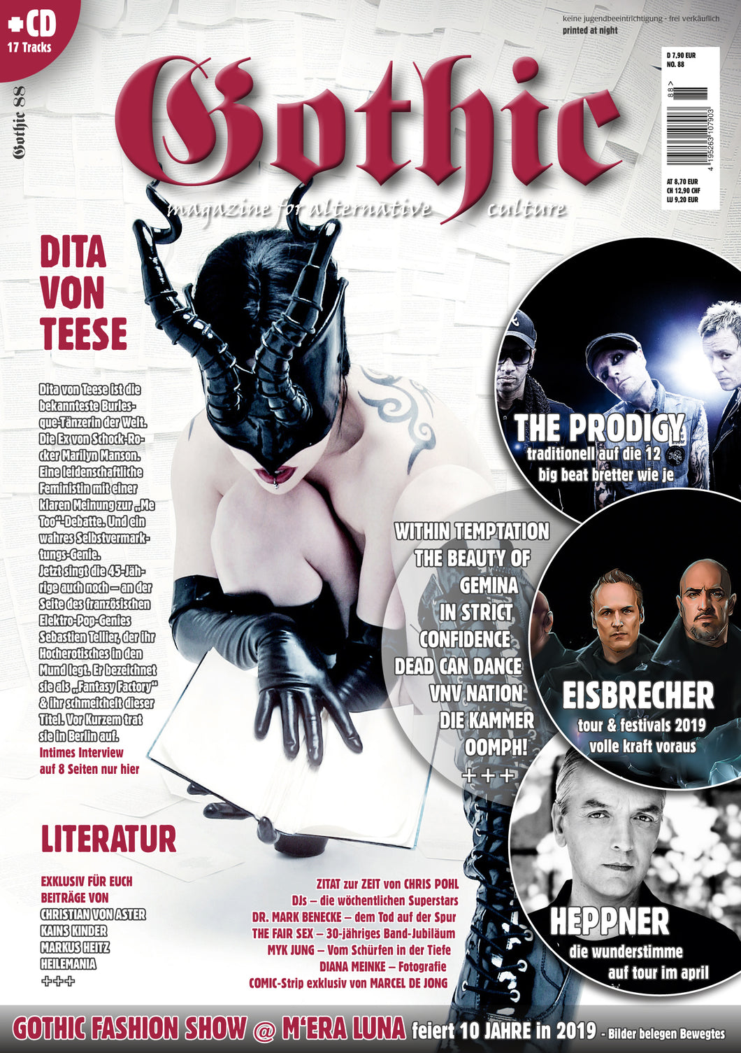 Gothic 88 deluxe incl. 2 CDs