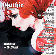 Laden Sie das Bild in den Galerie-Viewer, Gothic 89 deluxe incl. 2 CDs + Gimmick