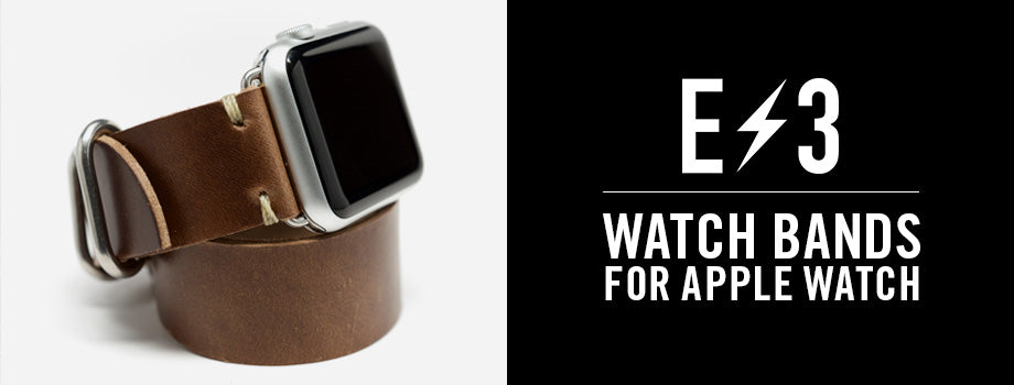 E3 Supply Co: Apple Watch Bands