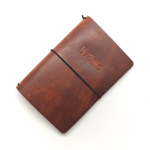 Horween Leather Field Notes Notebook Cover- Natural Dublin