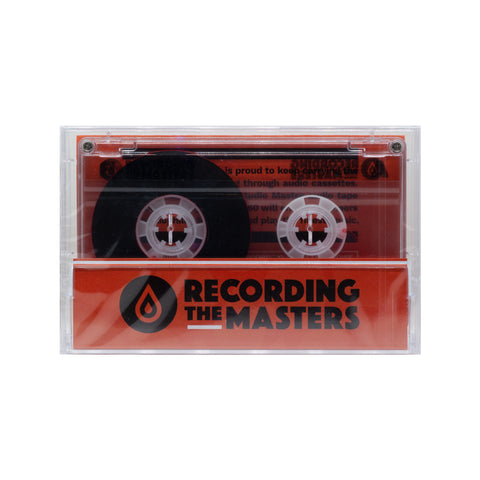 Recording the Masters FOX C 60 Type I Cassette Tape