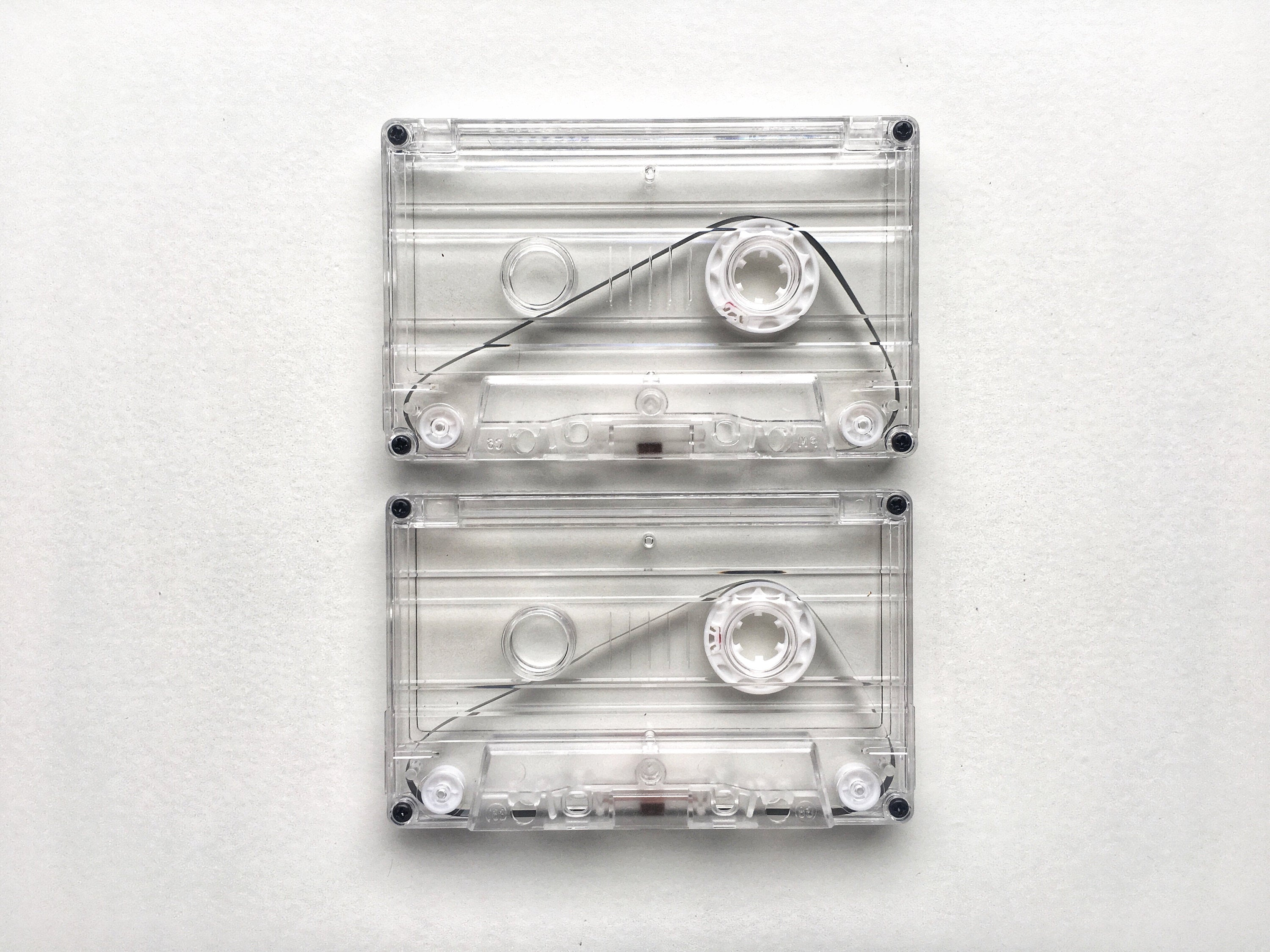 4 Pack: Cassette Tape Loops- 5 Second Length / 2 Pack (The Diver Series- Limited Edition)