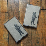 "2 Pack: Cassette Tape Loops: ""The Diver"" HF Series / 5 Second Length"