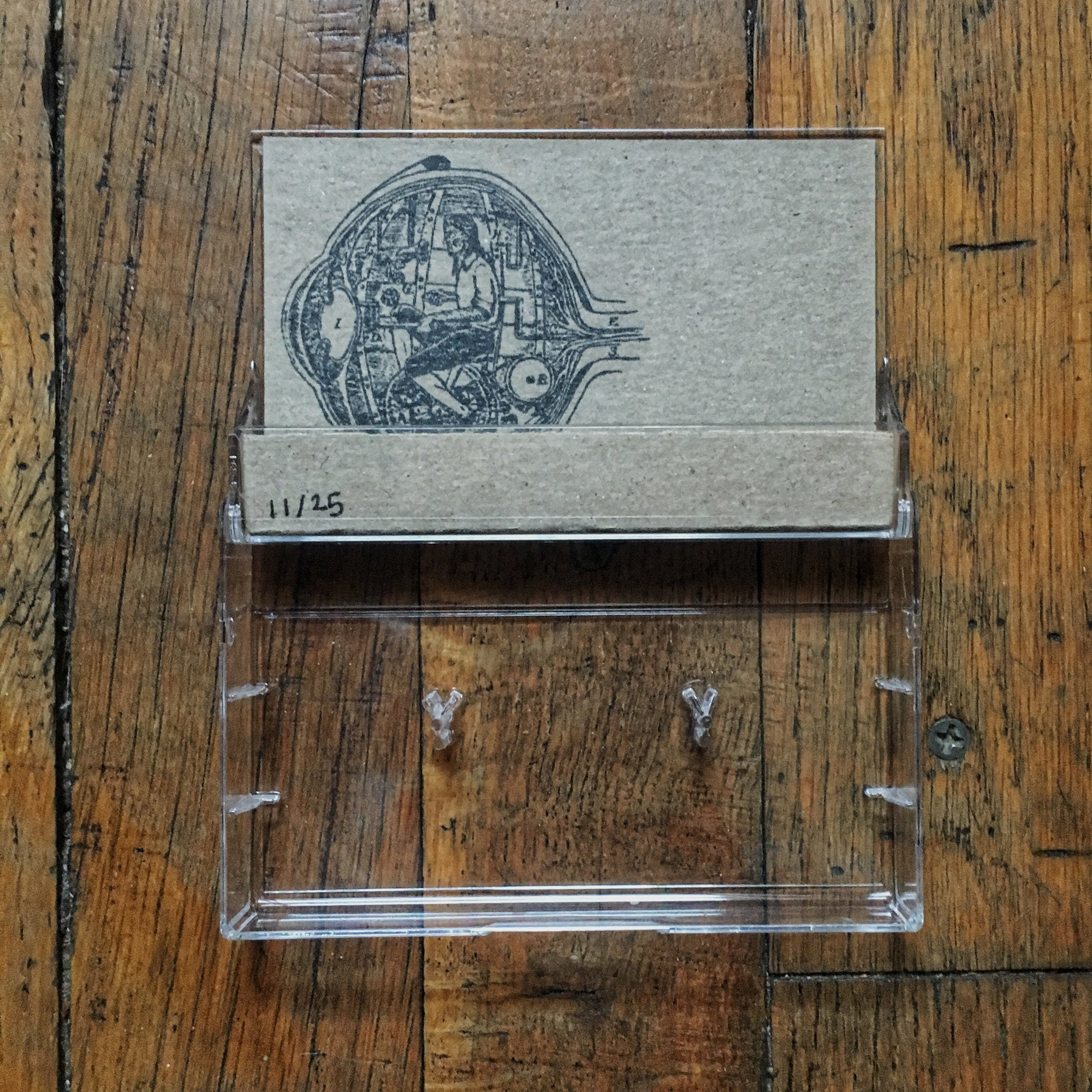 Cassette Tape Loop: 5 Second Length / 2 Pack *(for Ambient, Lo Fi, and Experimental Home Recording)
