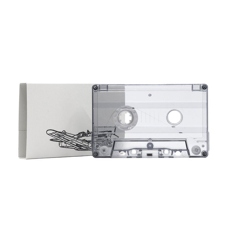 Cassette Tape Loop / 5 & 8 Second Length / 2 Pack / For Ambient, Lo Fi, and Experimental Home Recording / FREE SHIPPING