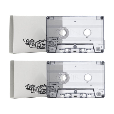 "2 Pack: Cassette Tape Loops: ""The Aviator"" HF Series / 5 Second Length"