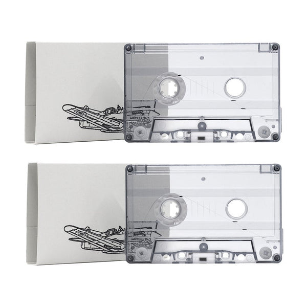 Cassette Tape Loop / 5 Second Length / 2 Pack / For Ambient, Lo Fi, and Experimental Home Recording