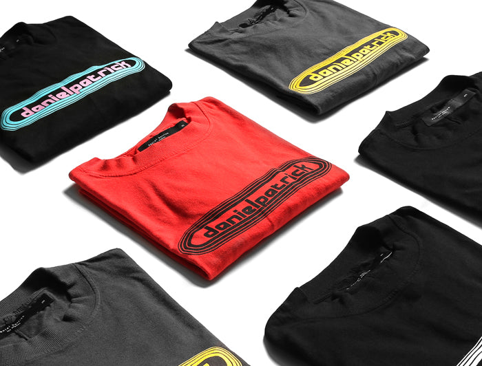 daniel patrick retro track graphic tee holiday gift guide
