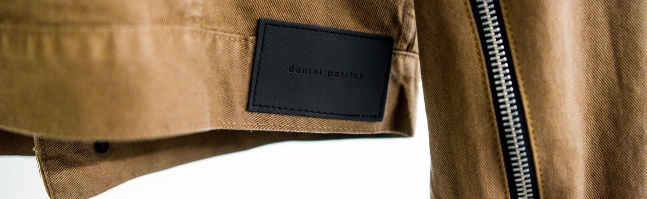 daniel patrick knomadik high end streetwear denim