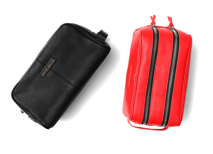 daniel patrick toiletry bag - father's day gift guide