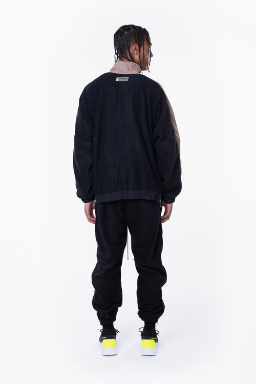 M93 anorak / black + dust