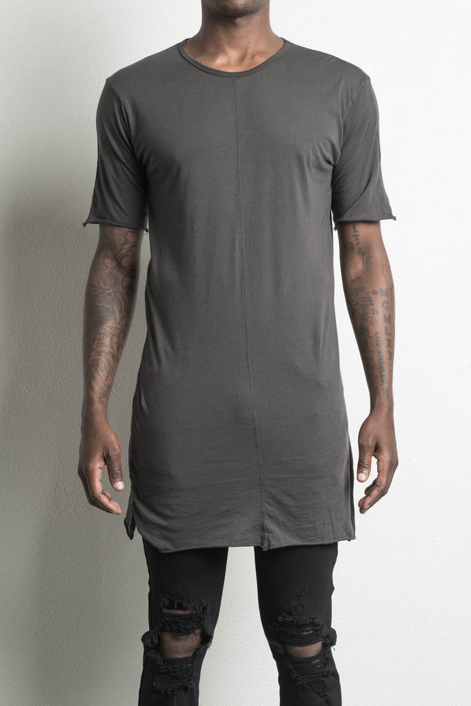 faded black loose tee by daniel patrick