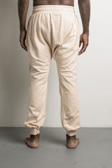 roaming track pants by daniel patrick in nude