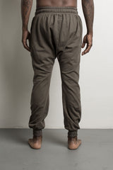 roaming track pants by daniel patrick in army