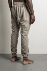 roaming track pants by daniel patrick in wheat