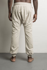 roaming track pants by daniel patrick in sand