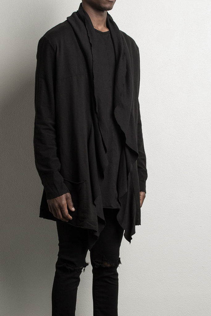 shield cloak ii / black