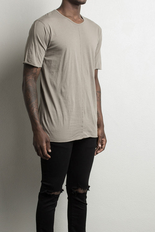 loose t-shirt by daniel patrick in Wheat