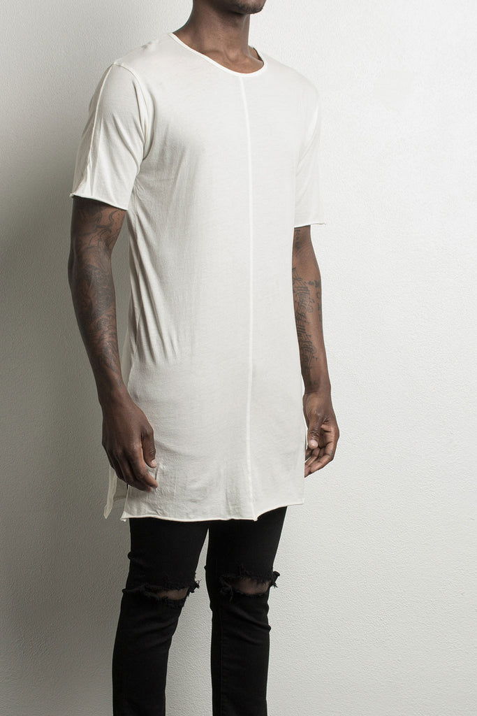 loose tee by daniel patrick in Natural