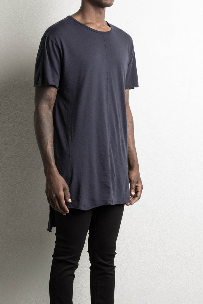 long tail t-shirt by daniel patrick in ink