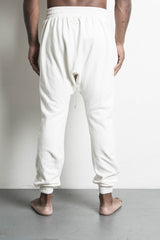 roaming track pants by daniel patrick in natural
