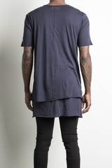 layered tee ii by daniel patrick in ink