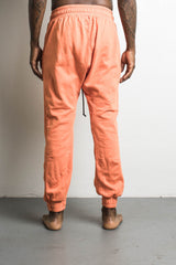 roaming track pants by daniel patrick in orange